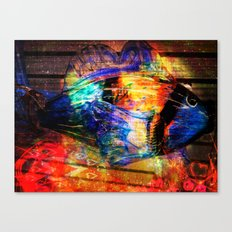 Life In Colors Canvas Print