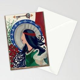 The High Priestess Stationery Cards