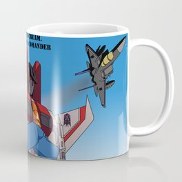 Starscream the Sky Commander Coffee Mug