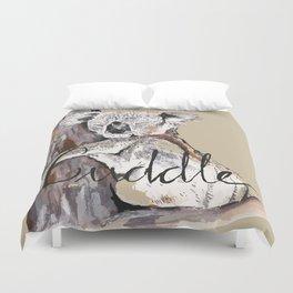 koala cuddle Duvet Cover