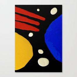 STRANGE DAYS Canvas Print