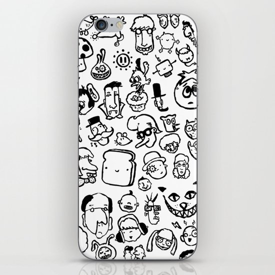Comic Sans iPhone & iPod Skin