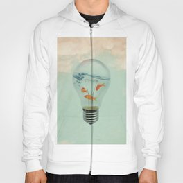 Ideas and Goldfish (RM) Hoody