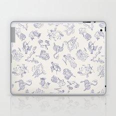Zodiac Constellations Laptop & iPad Skin