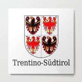 Trentino-Sudtirol Metal Print