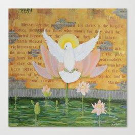 """Rejoice"" Canvas Print"