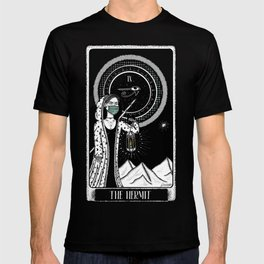 The Hermit (Quarantine) Tarot T-shirt