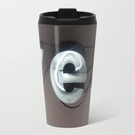 Neon Yes Travel Mug