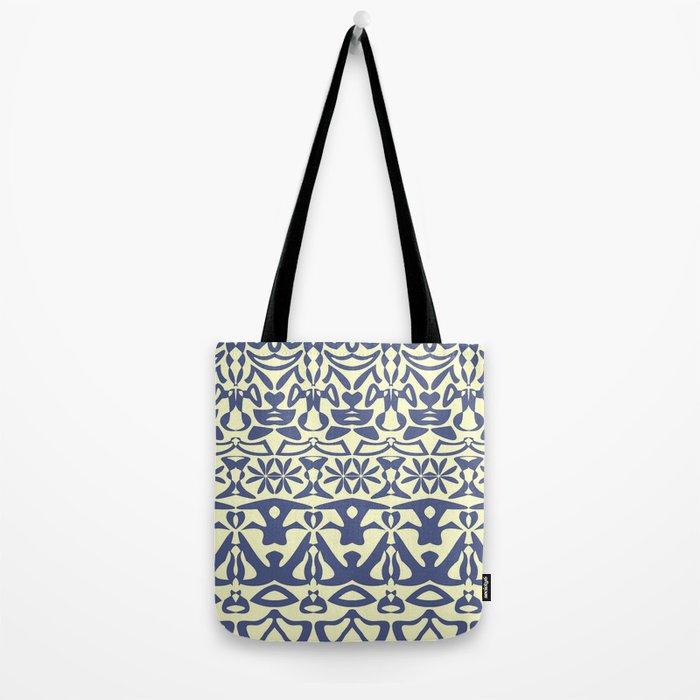 Pattern #41 Tote Bag