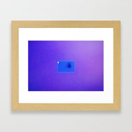 Fly Framed Art Print