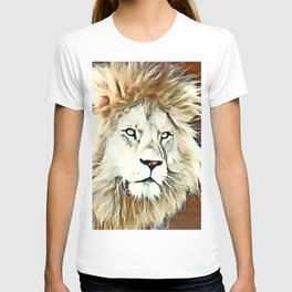 Warm colored Lion King T-shirt