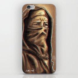 Ninja Carol iPhone Skin