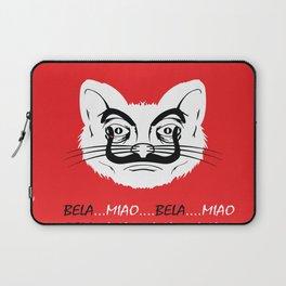 BELA MIAO EBAY CASA DE PAPEL Laptop Sleeve