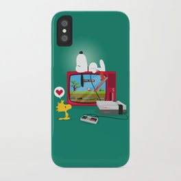 Duck Game iPhone Case