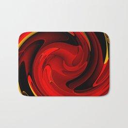 Tornado Red Bath Mat