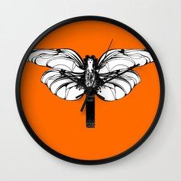 """Koloman (Kolo) Moser """"Butterfly design"""" (4) Wall Clock"""