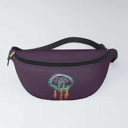Dream Catcher (the rustic magic) Fanny Pack