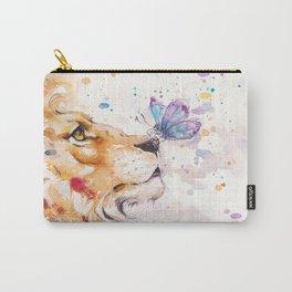 Finn's Lion Carry-All Pouch