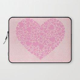 Rose Hearts Laptop Sleeve