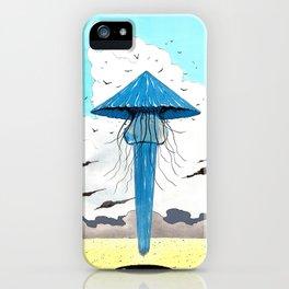 Méduse volante #3 iPhone Case