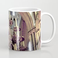 chandelier Mugs featuring Chandelier  by Jonathan Wright Productions