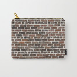 Old Brick Wall Carry-All Pouch