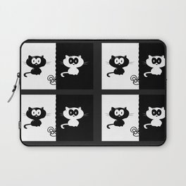 Cat and Mouse Laptop Sleeve