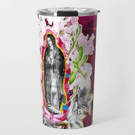 Nossa Senhora de Guadalupe (Our Lady of Guadalupe)  Travel Mug