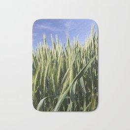 green barley Bath Mat