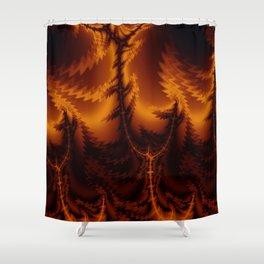 Hellbent Shower Curtain