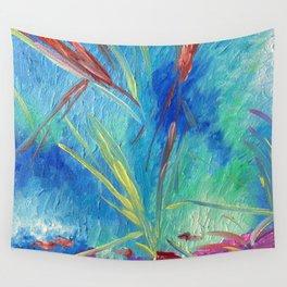 garden of modern art centre. gulbenkian Wall Tapestry
