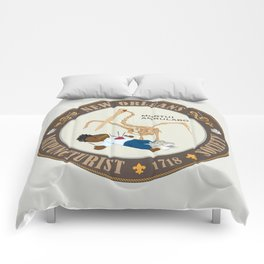 Mortui Ambulabo [New Orleans Acupuncturist Society] Comforters