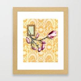 The Living Room Part I Framed Art Print