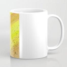 Yellow Dark Matter Coffee Mug