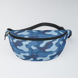 Winter camoflauge Fanny Pack