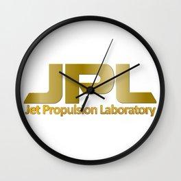 Jet Proulsion Laboratory:  50th Anniversary Logo Wall Clock