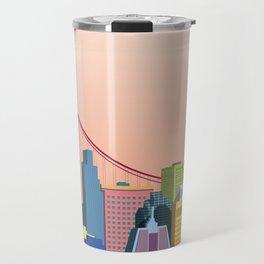 City San Francisco Travel Mug