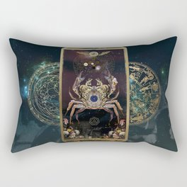 Zodiac : Cancer Rectangular Pillow