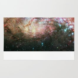 Stars and Galaxies Rug
