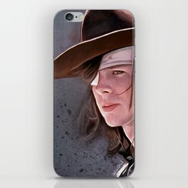 Carl Grimes Before The Fall - The Walking Dead iPhone Skin