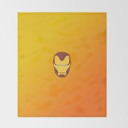 Infinity War Iron man Throw Blanket