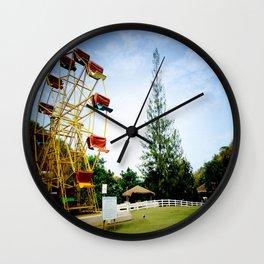 THE EYE Wall Clock