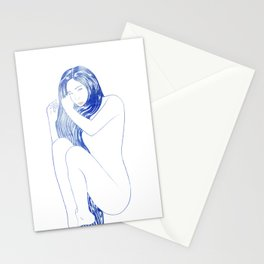 Water Nymph LIX Stationery Cards