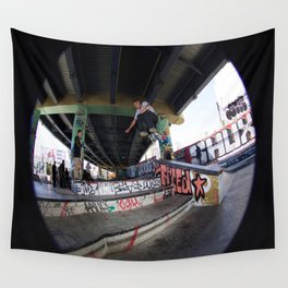 Stair Flying Wall Tapestry