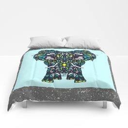 Spirit Elephant Comforters