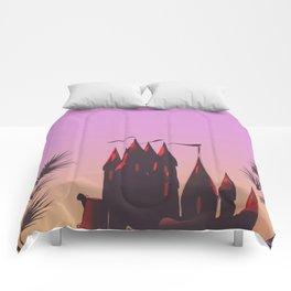 Fantasy Castle Comforters