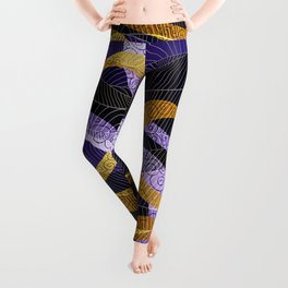 Hearts of Gold Leggings