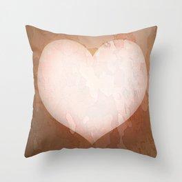 Wounds Throw Pillow