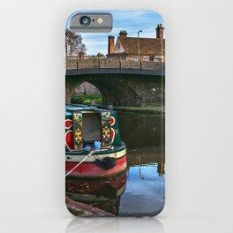 Hungerford Wharf iPhone Case