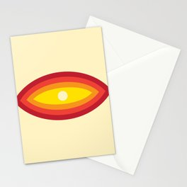 Retro Eye Stationery Cards